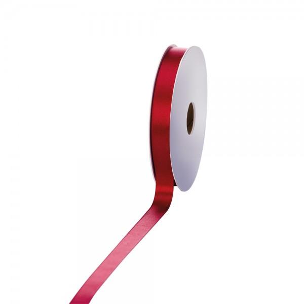 Satinband 15mm 50Meter bordeaux