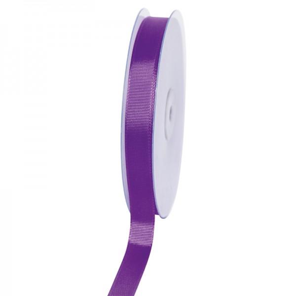 Geschenkband Grosgrain 16 mm/50Meter lila