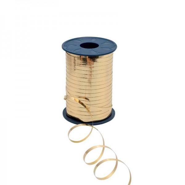 Polyband metallic 5mm 400Meter gold