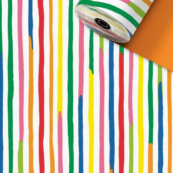 Geschenkpapier Rolle 50cm 250Meter Jojo