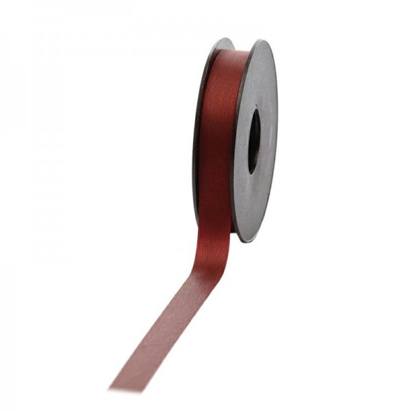 Polyband matt 16mm 45Meter bordeaux