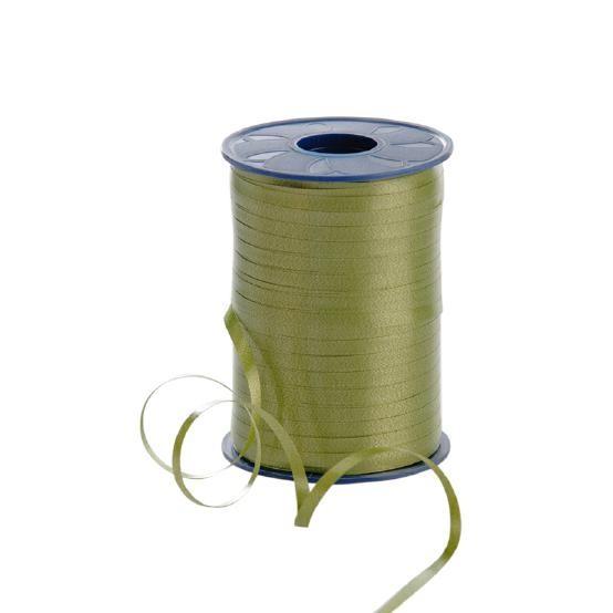 Polyband 5mm 500Meter moosgrün