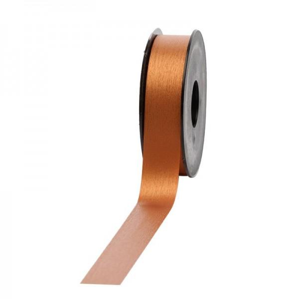 Polyband matt 25mm 45Meter kupfer
