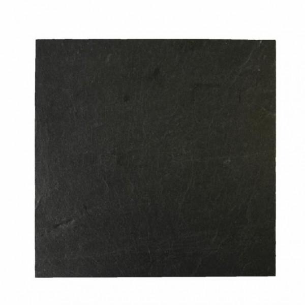 Schieferplatte quadratisch 15x15cm