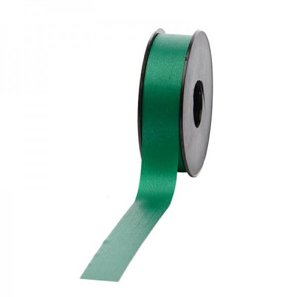 Polyband matt 25mm 45Meter grün