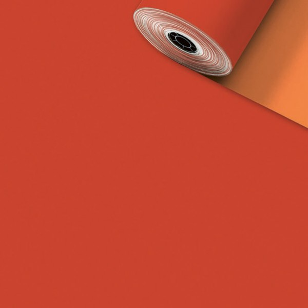 Geschenkpapier Rolle 70cm 200Meter Uni matt rot