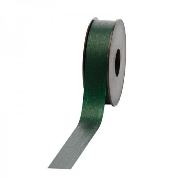 Polyband matt 25mm 45Meter jägergrün