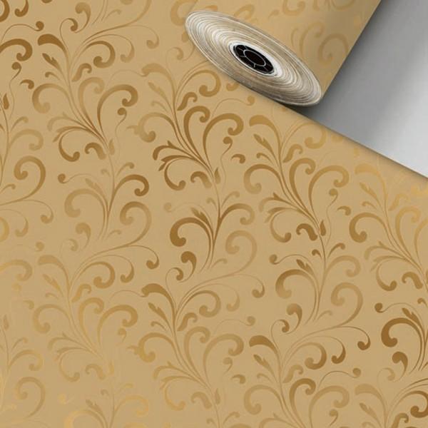 Geschenkpapier-Rolle 30cm 250Meter Baroa braun