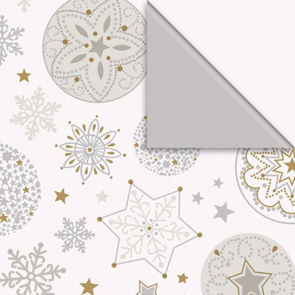 Geschenkpapier Rolle 50cm 50m Smilla