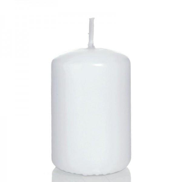 Stumpenkerze 200 mm Ø 100 mm weiß
