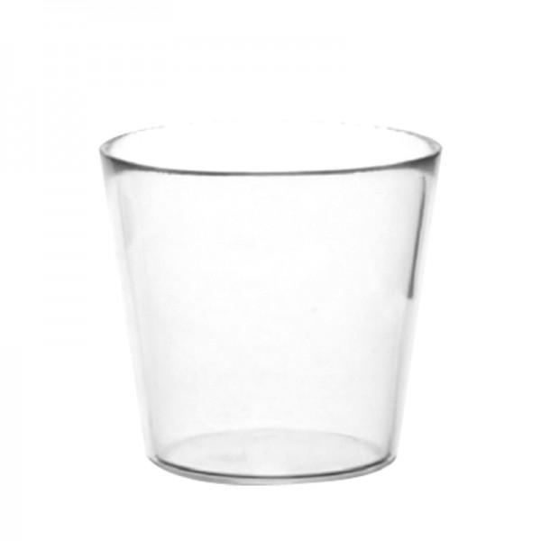 """Kerzenglas rund """"Nashville"""" klar"""