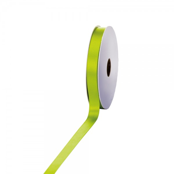 Satinband 15mm 50Meter apfelgrün