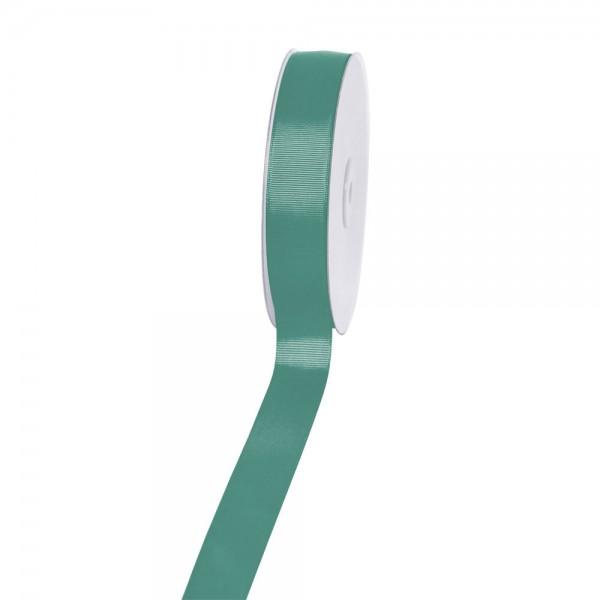 Geschenkband Grosgrain 25 mm/50Meter mint