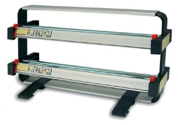 Tischabroller slimline 50cm 2fach