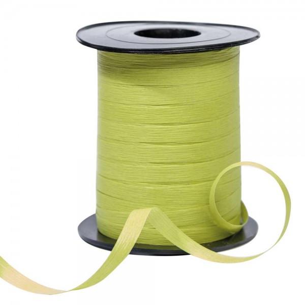 Polyband matt 7,5mm 180Meter kiwi