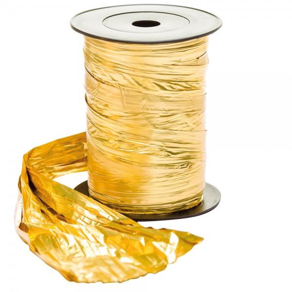 Crash Folie auf Rolle 100mm 50Meter gold