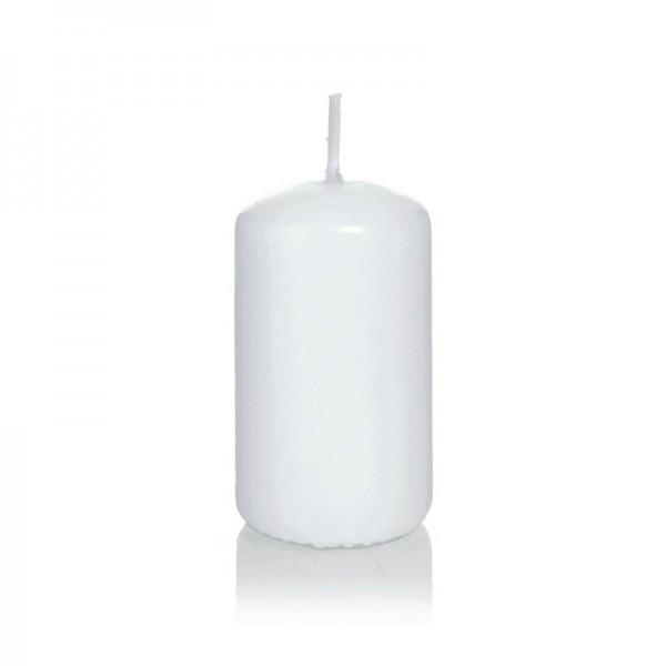 Stumpenkerze 150 mm Ø 60 mm weiß