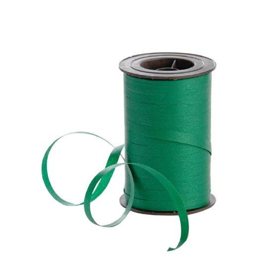 Polyband matt 7,5mm 180Meter grün