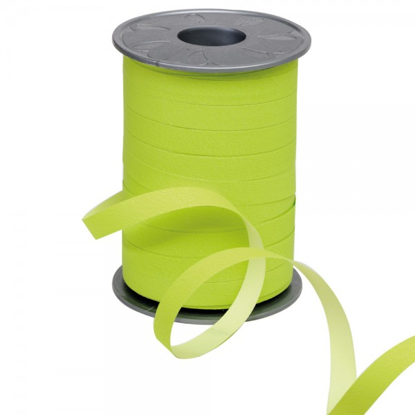 Polyband Bicolour 10mm 200Meter grün/hellgrün