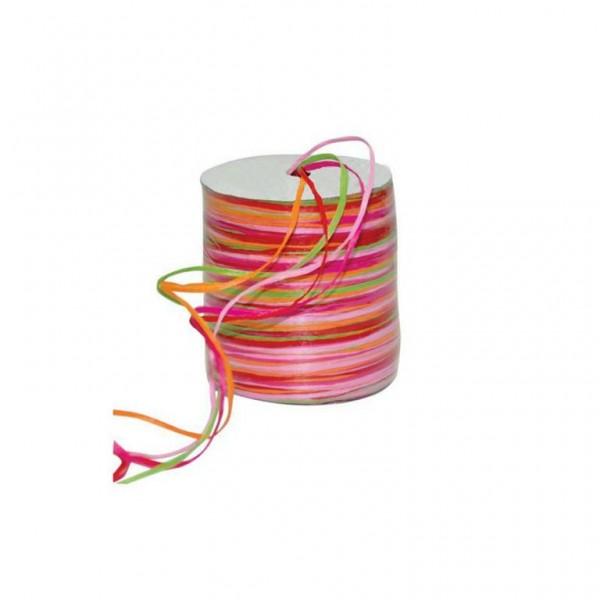 Raphia Multi Rolle 50Meter pink