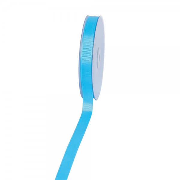 Geschenkband Grosgrain 16 mm/50Meter türkis