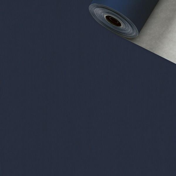 Geschenkpapier Rolle 70cm 250Meter blau/silber