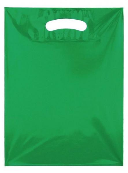 Tragetaschen Trend 25x33cm grün
