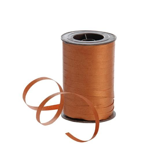 Polyband matt 7,5mm 180Meter kupfer