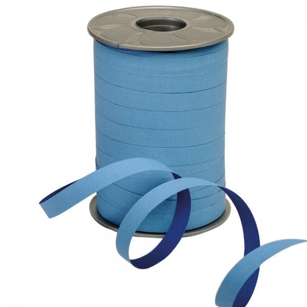 Polyband Bicolour 10mm 200Meter blau/hellblau