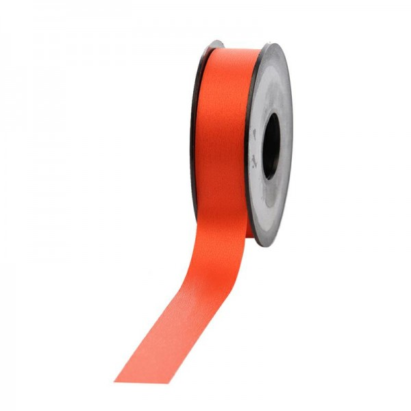 Polyband matt 25mm 45Meter orange