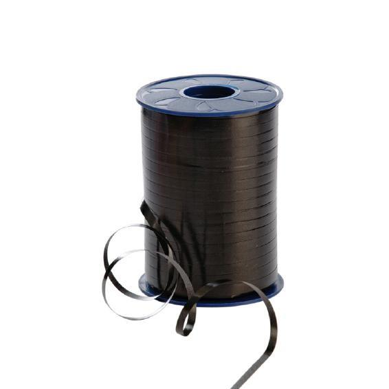 Polyband 5mm 500Meter schwarz