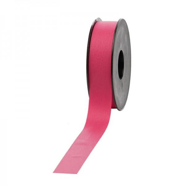 Polyband matt 25mm 45Meter pink