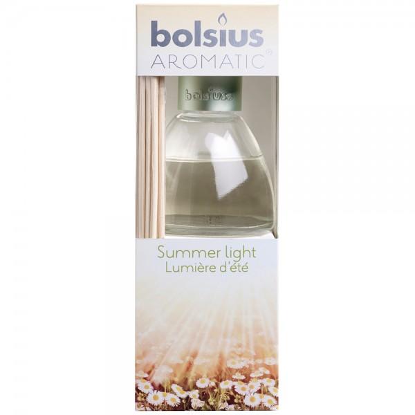 Holzduftstäbchen im 45ml Diffuser Summer Light
