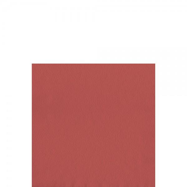 DUNI Zelltuch Serviette 33x33 cm 1/4F. bordeaux 1 lagig
