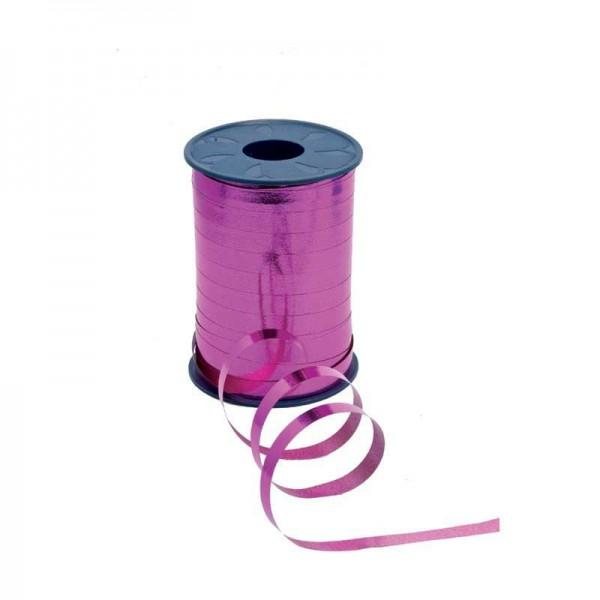 Ringelband 10mm 250m pink MET