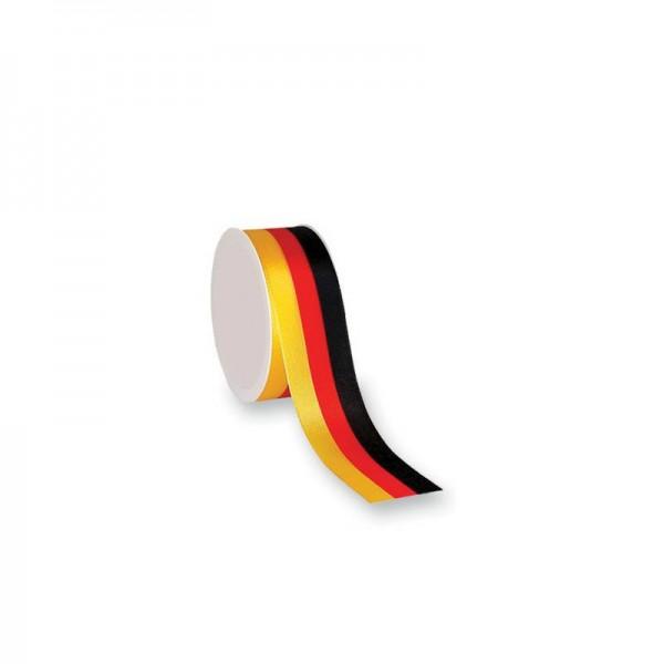 Nationalband 40mm/25Meter Deutschland