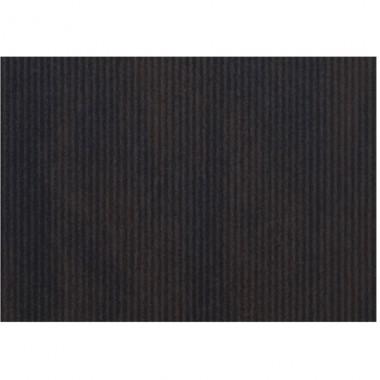 Kraftpapier Tischset 31x43cm schwarz