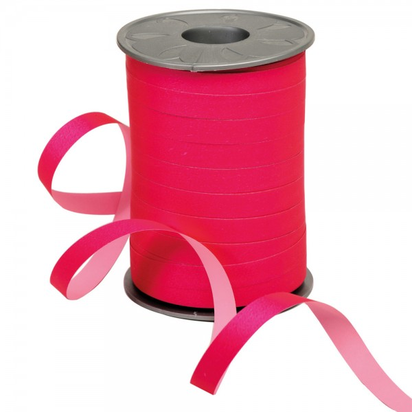 Polyband Bicolour 10mm 200Meter pink/rosa