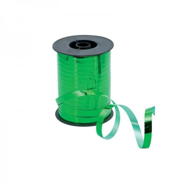 Polyband metallic 10mm 250Meter grün