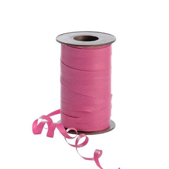 Polyband matt 7,5mm 180Meter pink