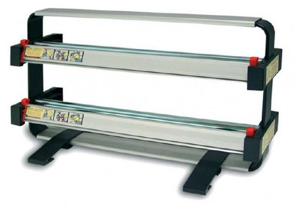 Tischabroller slimline 25cm 2fach