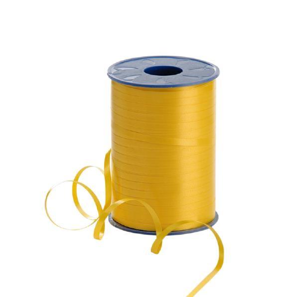 Polyband 5mm 500Meter gelb