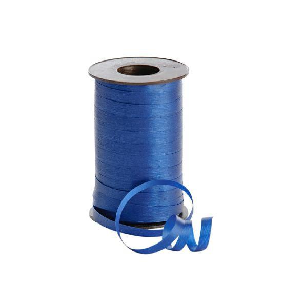 Polyband matt 7,5mm 180Meter dunkelblau