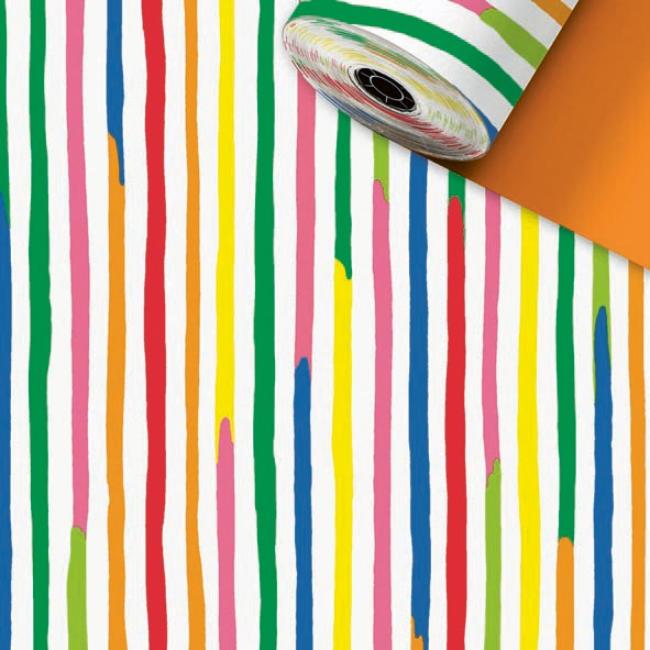 Geschenkpapier Rolle 50cm 50Meter Jojo