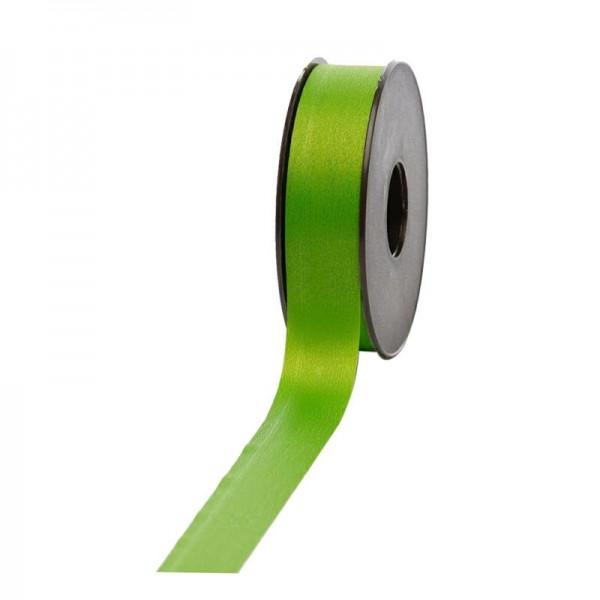 Polyband matt 25mm 45Meter hellgrün
