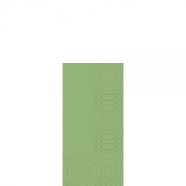 DUNI Zelltuch Serviette 33x33 cm 1/8F. herbal green