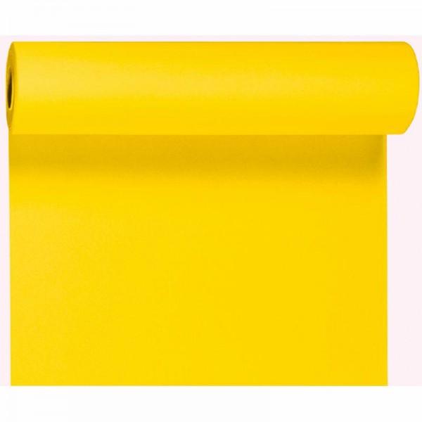 DUNI Tete-A-Tete Tischläufer Dunicel Gelb