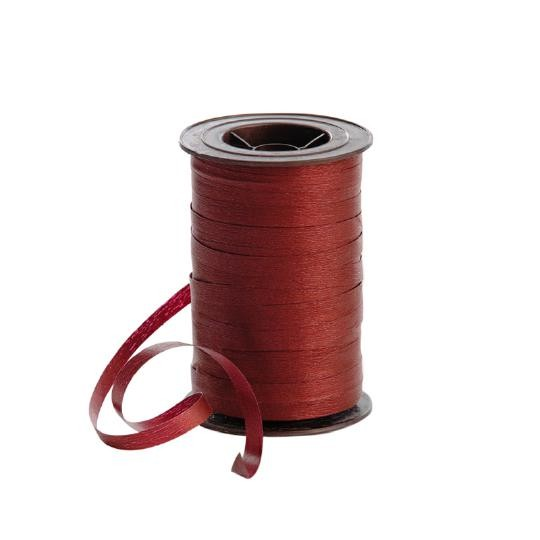Polyband matt 7,5mm 180Meter bordeaux