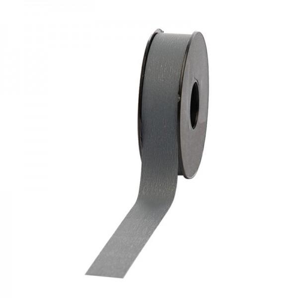 Polyband matt 25mm 45Meter anthrazit