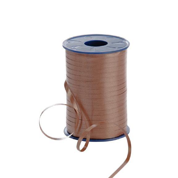 Polyband 5mm 500Meter braun